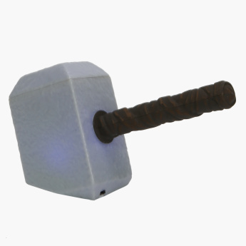 3D Deco Light FX Thor Hammer