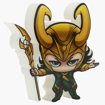 3D Deco Light Mini Loki