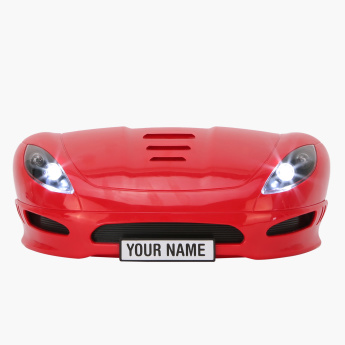 3D Deco Light Sports Car