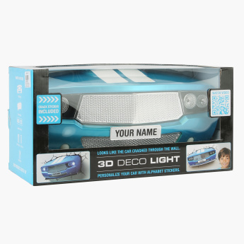 3D Deco Light Classic Car Light