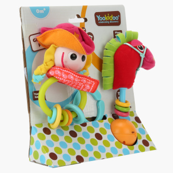 Yookidoo Giddy Up Gal Playset
