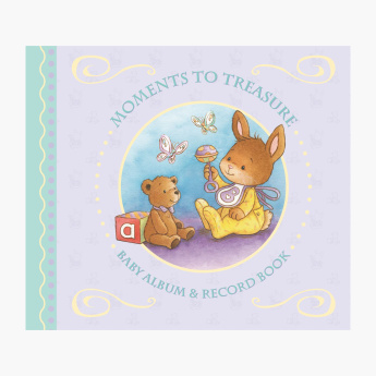 Award Moments to Treasure Baby Album and Record Book