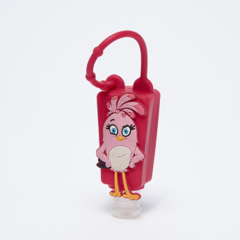 Angry Birds Hand Refreshing Gel with Holder - 30 ml