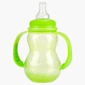 Nuby Feeding Bottle - 210 ml