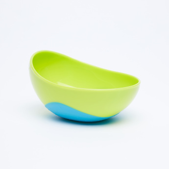 Nuby Sure Grip Bowl with Spoon and Fork