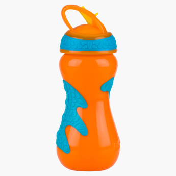 Nuby Flip Top Sipper with Grip - 450 ml