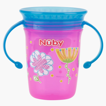 Nuby Wonder Sip Cup with Handle - 240 ml