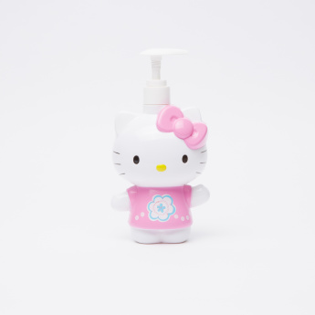 Hello Kitty Dotty Floral 3D Hand Wash - 400 ml