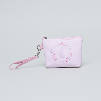 Sofia the First Printed Coin Purse with Zip Closure