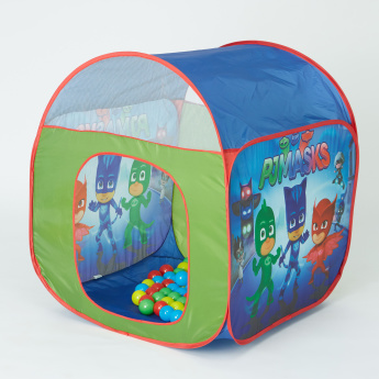 PJ Masks Printed Play Tent with Balls