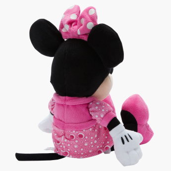 Minnie Mouse Plush Toy with Sound