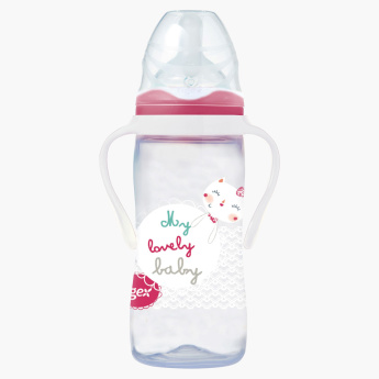 Tigex Feeding Bottle with Handles - 300 ml