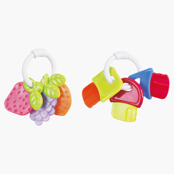 Tigex Teether Fruit Ring