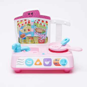 WinFun Kitchen Playset with Light and Sound