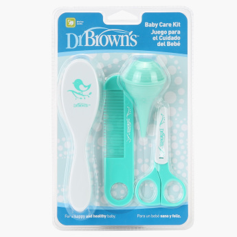 Dr Brown's 4-Piece Baby Care Kit