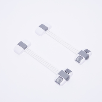 B-Safe 2-Piece Adhesive Multi Latch Set