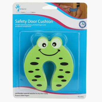 B-Safe Frog Shape Safety Door Cushion
