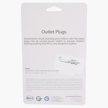 B-Safe Outlet Plugs