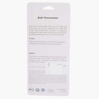 B-Safe Bath Thermometer