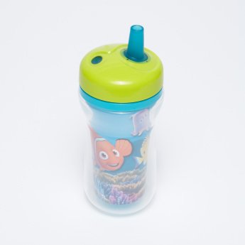 The First Years Nemo Printed Insulated Straw Cup - 266 ml