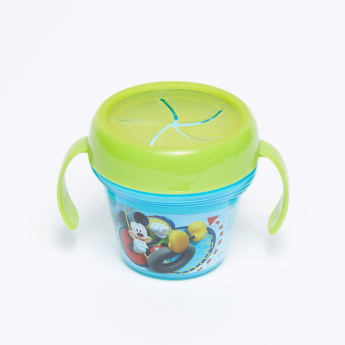 The First Years Mickey Mouse Printed Snack Bowl
