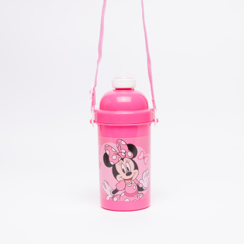 Minnie Mouse Printed Water Bottle – 500 ml