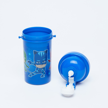 PJ Masks Water Bottle with Adjustable Strap – 500 ml