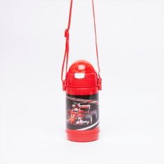 Ferrari Printed Water Bottle with Spout
