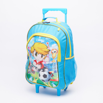 Juniors Printed 3-Piece School Bag Set