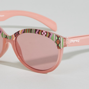 Charmz Printed Sunglasses