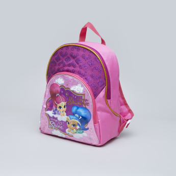 Shimmer and Shine Insulated Mini Backpack Style Lunch Bag