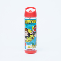 Ben 10 Printed Water Bottle - 500 ml