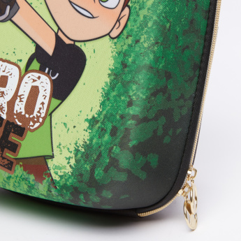Ben 10 Printed Lunch Bag with Zip Closure