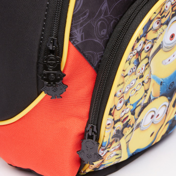 Despicable Me Printed Insulated Lunch Backpack