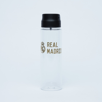 Real Madrid Printed Water Bottle - 750 ml