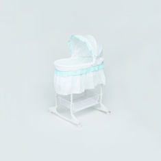 Juniors Rudy Bassinet with Canopy