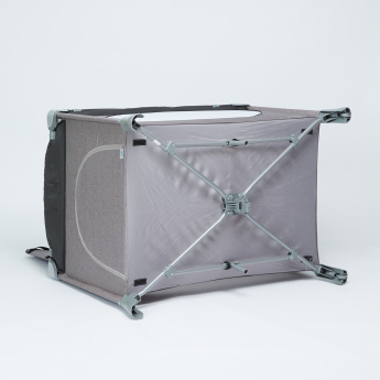 Juniors Travel Cot with Canopy