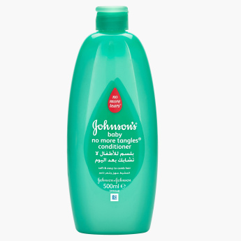 Johnson's Baby No More Tangles Conditioner - 500 ml