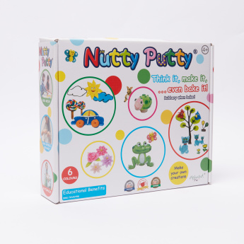 Nutty Putty Educational Playset