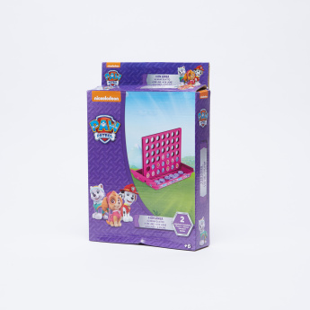 PAW Patrol Printed 4 in Line Board Game