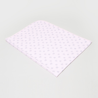 Juniors Printed Receiving Blanket - 75x100 cms