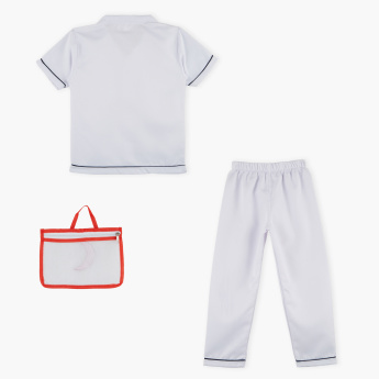 Doctor 3-Piece Costume Set