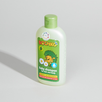 HG Baby Bochko Shampoo with Chamomile and Linden Extracts - 200 ml