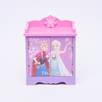 Frozen Printed 2-Door Jewel Box