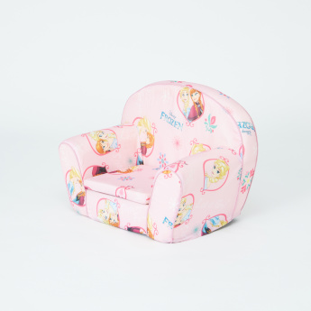 Frozen Printed Single Foam Sofa