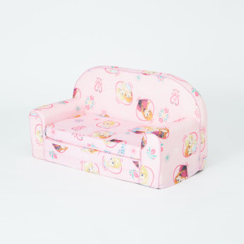 Frozen Printed 2-Seater Sofa