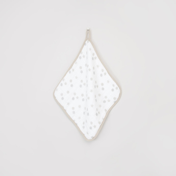 lulujo Printed Wash Cloth - Set of 3
