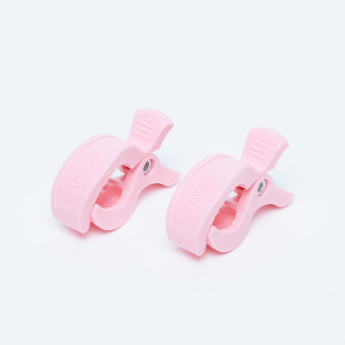 Lulujo Stroller Clip - Set of 2
