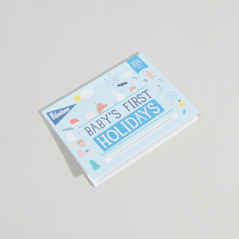 Milestones First Holidays Special Moment Booklet