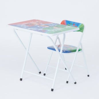 PJ Masks Printed Table and Chair Set